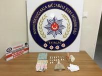 NARKOTIK - Çorlu'da Uyuşturucu Operasyonu Açıklaması 2 Kişi Yakalandı