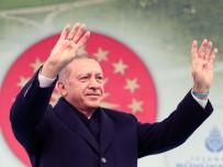 YASTIK ALTI - Cumhurbaşkanı Erdoğan Açıklaması 'Çevrecilik Adına Yakıp Yıkanlar, Millet Bahçelerine Baksınlar'