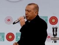 KANAL İSTANBUL - Başkan Erdoğan: Geziciler çevrecilik görsün