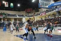 SAYıLAR - Denizli Basket Dörtte 4 Yaptı