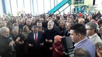 TANER YILDIZ - Develi'de Ambalaj Atıkları Toplama Ve Ayrıştırma Tesisi Açıldı