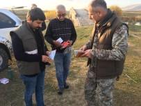 ORMAN BAKANLIĞI - DKMP Ekiplerinin Kaçak Avcı Mesaisi