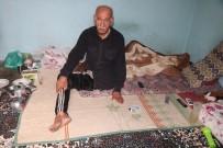 ŞEKER HASTALıĞı - Engelli Yaşlı Adamın Tek Başına Yaşam Mücadelesi Yürekleri Burktu