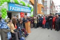 HAMBURG - Fatih Belde Evi Açıldı