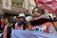 SERA GAZLARı - Gümüşhane'de 'Toprağını Koru, İklimini Koru' Yürüyüşü