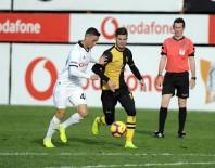 NECIP UYSAL - Hazırlık Maçı Açıklaması Beşiktaş Açıklaması 2 - İstanbulspor Açıklaması 1