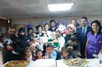 YOĞUN BAKIM ÜNİTESİ - Her 10 Bebekten 1'İ Prematüre Olarak Dünyaya Geliyor