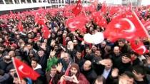 KANAL İSTANBUL - İstanbul'daki 5 Millet Bahçesinin Açılış Töreni