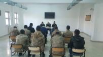 JANDARMA - Jandarma Personeli, 'Kara Avcılığı' Konusunda Bilgilendirildi