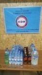 VOTKA - Kaçak İçkileri Pet Şişelere Doldurmuşlar