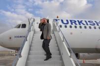 BELEDİYE BAŞKAN YARDIMCISI - Kaymakam Kaşıkçı Yüksekova'dan Ayrıldı