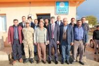 Kaymakam Şener Köyleri Gezerek Vatandaşların Sorununu Dinliyor
