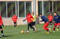 KADIR HAS - Kayserispor, U21 Takımı'nı 3-1 Yendi