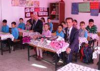 MASA TENİSİ - Kuyucak'ta En Çok Atık Pil Toplayan Okul Ve Öğrenciler Ödüllendirildi
