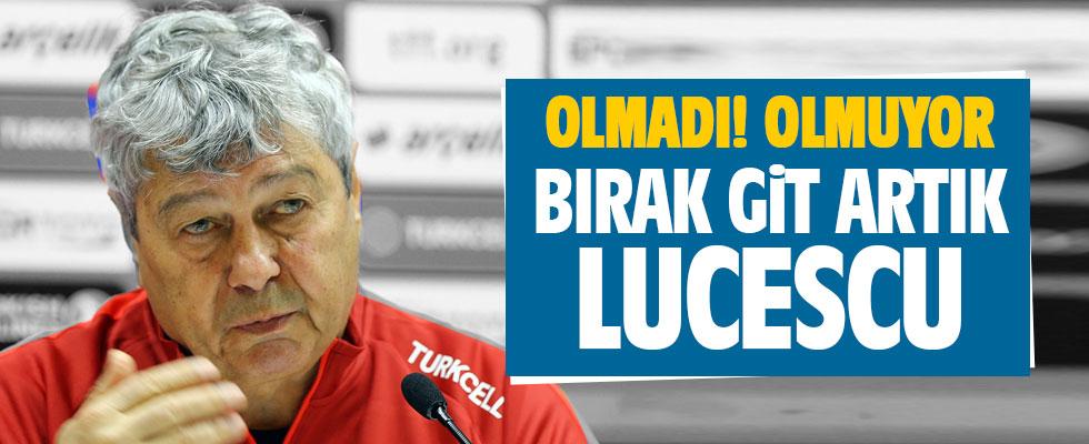 Lucescu bırakacak mı?