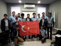 OTOMASYON - Malatyalı Öğrenciler Portekiz'de Staj Yaptı