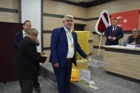 MEHMET KAYA - Mehmet Tınaz, 5. Kez Başkan Seçildi