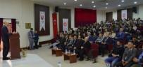 EĞİTİM HAYATI - Mühendislik Fakültesi'nde Coğrafi Bilgi Sistemleri Etkinliği Gerçekleştirildi