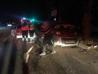 Niğde'de Trafik Kazası Açıklaması 7 Yaralı