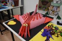 AHMET YıLDıZ - Origami Yarışmasında Ödüller Sahiplerini Buldu