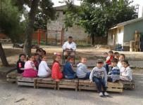 KÖY MUHTARI - Osmangazi İlkokulundan 'Doğa Yuvamız, Orman Sınıfımız' Projesi