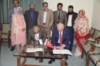 REKTÖR - Pakistan'ın Üç Büyük Üniversite İle İkili İşbirliği İmzalandı