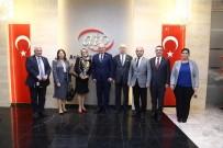 İBRAHIM YıLMAZ - Portekiz Büyükelçisi'nden Yatırım Daveti