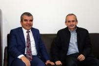 EMEKLİ İMAM - Rıdvan Özüm, Ziyaretlerini Sürdürüyor