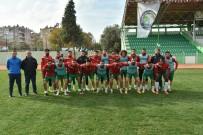 ERGUVAN - Salihli Belediyespor, Yalova'yı Ağırlayacak