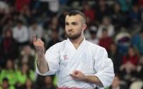 İBRAHIM ÇELIK - Şampiyon Karateciler Madalyalarını Aldı