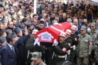 SÖZLEŞMELİ ER - Şehit Cemil Kaçmaz Son Yolculuğuna Uğurlandı