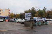 SIIRT BELEDIYESI - Siirt'te Ücretsiz Otoparklar Artıyor