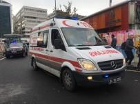 MECIDIYEKÖY - Şişli'de İnsanlık Ölmemiş Dedirten Yardımlaşma