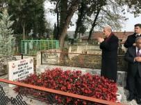 İÇİŞLERİ BAKANI - Soylu, Şehit Kaymakam Safitürk'ün Mezarı Başında Dua Etti