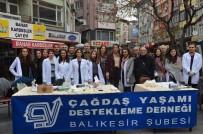 SAĞLIKLI HAYAT - Tıp Fakültesi Öğrencilerinden Ücretsiz Kan Şekeri Ve Tansiyon Ölçümü