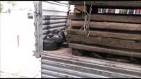 İL EMNİYET MÜDÜRLÜĞÜ - Tırda 700 Bin TL'lik Eroin Ele Geçirdi