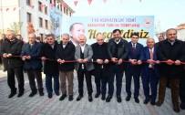 NACI BOSTANCı - TOKİ'den Göynücek'e 110 Konut