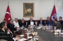 ÇAVUŞOĞLU - Trabzonspor'da Genişletilmiş Divan Toplantısı Yapıldı