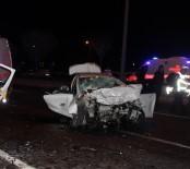 EMNIYET GENEL MÜDÜRLÜĞÜ - Trafik Kazaları 3 Bin Kişiyi Canından Etti