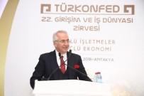 ÖZGÜRLÜK - TÜSİAD Başkanı Erol Bilecik Açıklaması  'Rüzgar Yoksa Küreklere Yükleneceğiz'