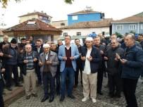 UMRE - Vezirhan'da Kutsal Topraklara Gidecek Hacı Adayları Uğurlandı