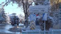 SOĞUK HAVA DALGASI - Yurttan Kar Manzaraları