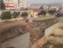 CANLI KALKAN - TSK'dan Afrin'e son dakika operasyonu