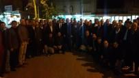 MEHMET ÖZÇELIK - AK Parti Yavuzeli Belediye Başkan Aday Adayları Tanıtım Toplantısı