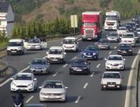 İÇİŞLERİ BAKANI - Bakan Soylu açıkladı: Otoyollarda hız sınırı artıyor