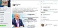 CUMHURBAŞKANı - Başkan Mersinli'den E-Temayül Sonuçlarına İlişkin Açıklama