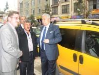 TRAFIK KAZASı - Başkan Palandöken Açıklaması 'Kışın Sadece Ticari Araçlar Kaza Yapmıyor'