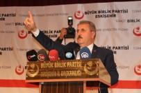 İL KONGRESİ - BBP'den 'İttifak' Açıklaması