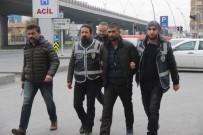 MIMARSINAN - Çaldığı Araçları Çalıntı Plakalarla Kullanan Şahıs Yakalandı