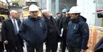 BIRLEŞMIŞ MILLETLER - Çavuşoğlu Türkevi Binasının İnşaatını Ziyaret Etti